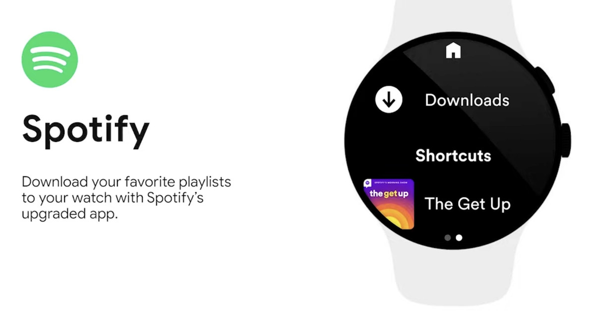Spotify and YouTube Music bring much-needed offline songs to Google Wear watches