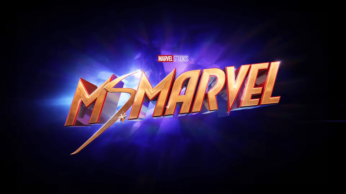 Miss Marvel's setup photos feature Iman Vellan's Kamala Khan in full costume
