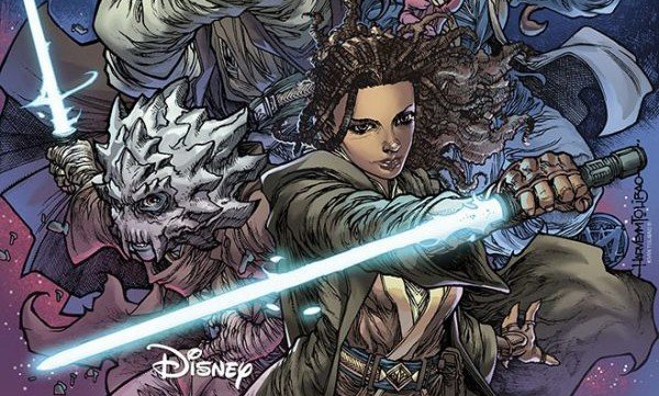 Cartoon Preview - Star Wars: The Adventures of the High Republic # 4