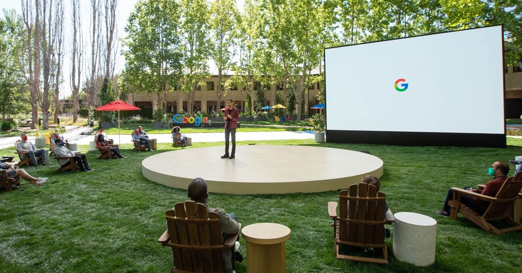 Google I / O 2021: The biggest ads