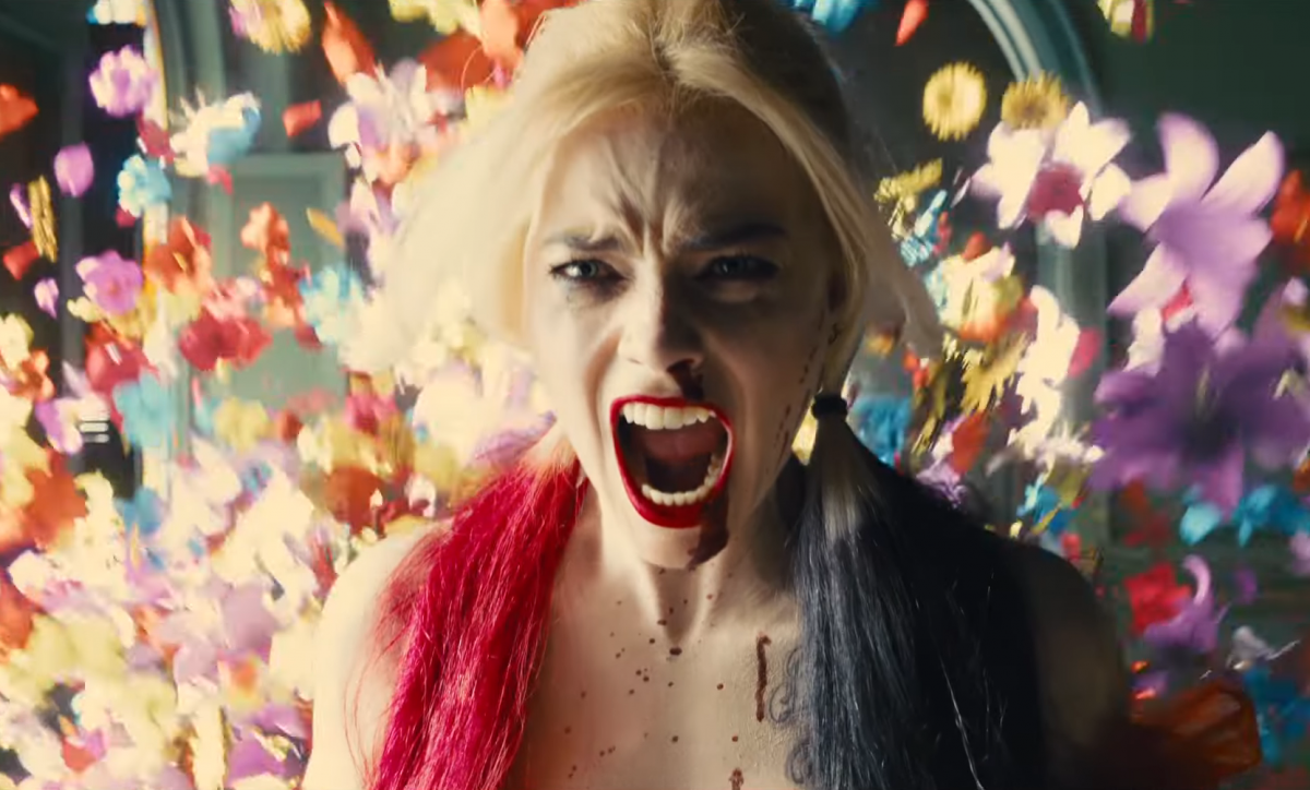 """Margot Robbie on Harley Quinn's role as a """"catalyst for chaos"""" in The Suicide Squad"""