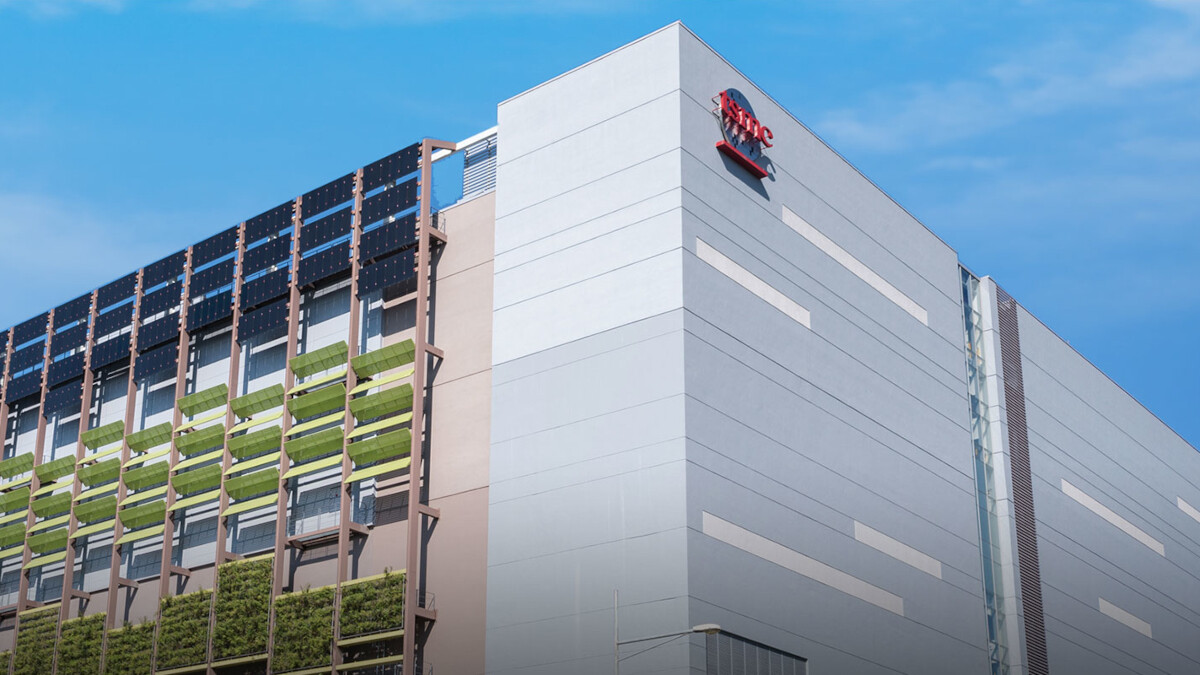 According to the United States, TSMC asked the United States to build a total of six Fabs in the states