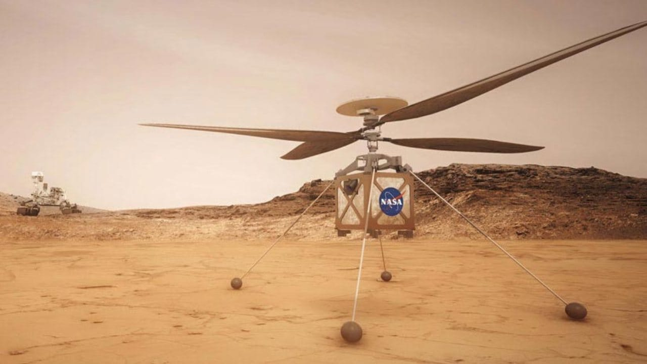 Technical failure keeps Ingenuity helicopter grounded on Mars' fourth airline - Technology News, Firstpost