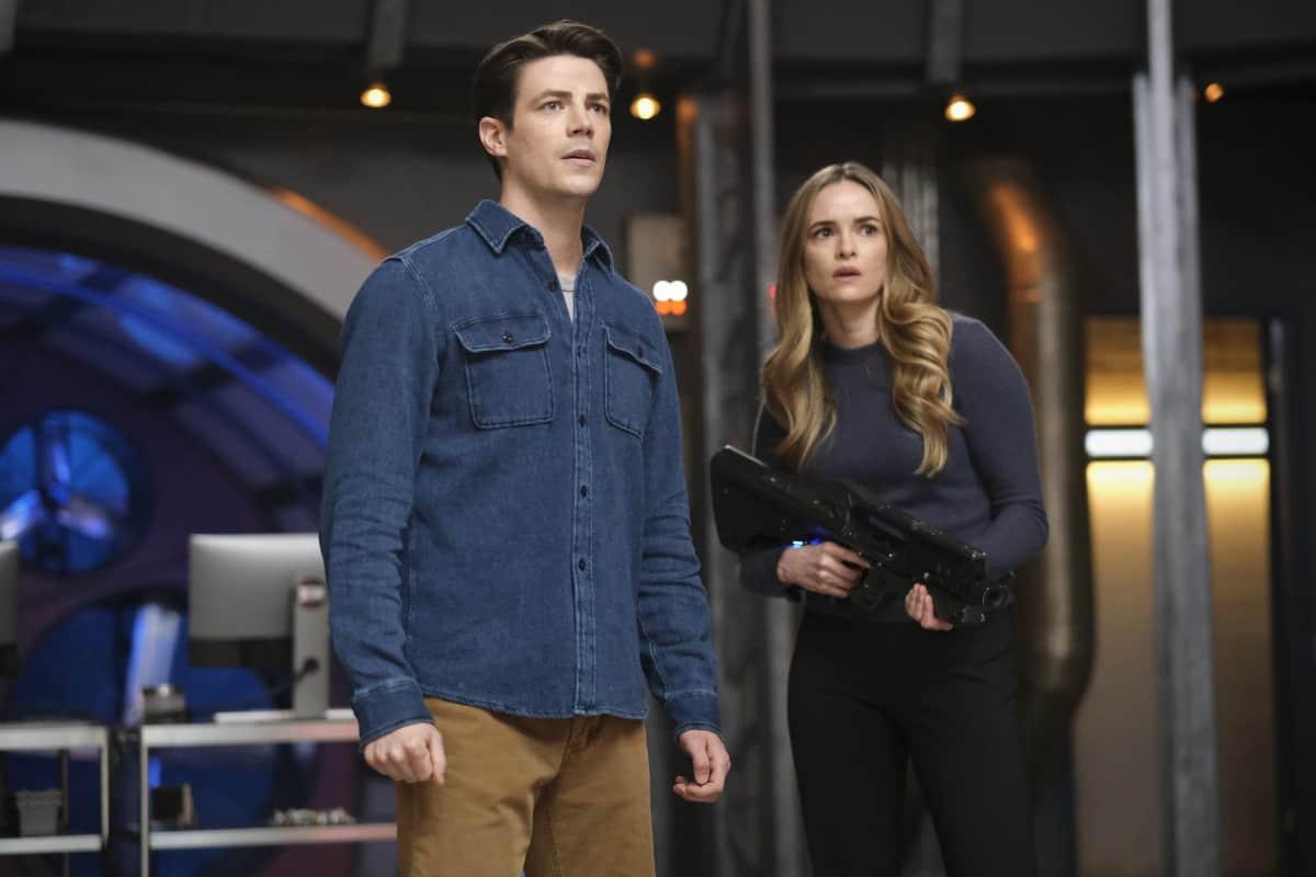 Promo and photos for The Flash Season 7 Episode 10