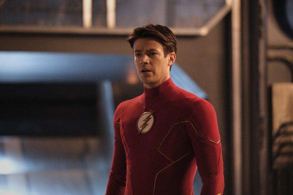 Promo and pictures of The Flash Season 7 Episode 11 - 'Family Matters, Part 2'