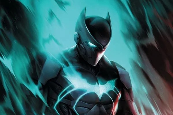 Cartoon Preview - Next Batman: The Second Boy # 2