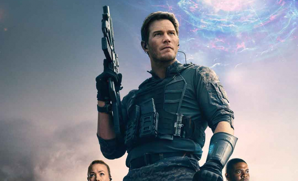 New poster and trailer for Chris Pratt's action sci-fi film The Tomorrow War