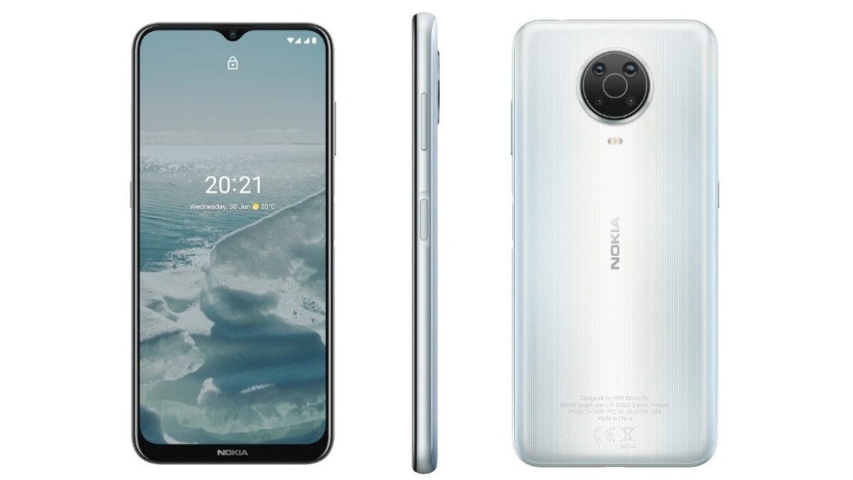 The aggressively priced Nokia G10 and Nokia G20 are now pre-orderable in the US