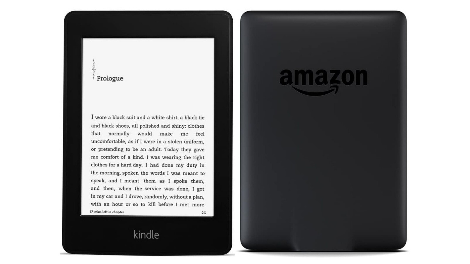 These old but good Kindle Paperwhite electronic readers ...