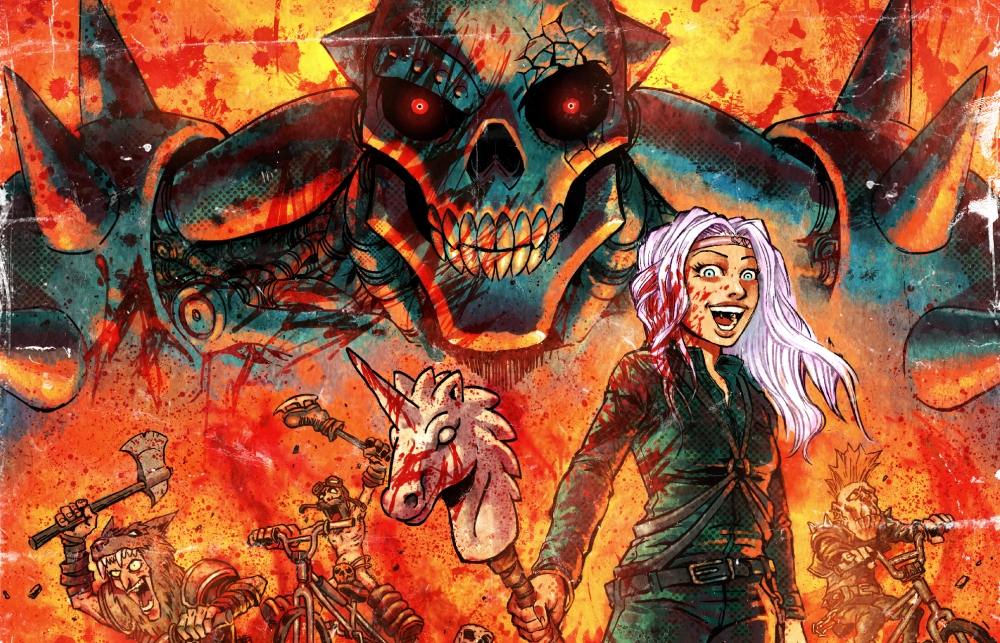 Turbo Kid returns to the prequel comic with Apple's lost adventure