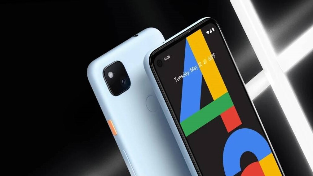 An unpublished Pixel smartphone appears in Google Video