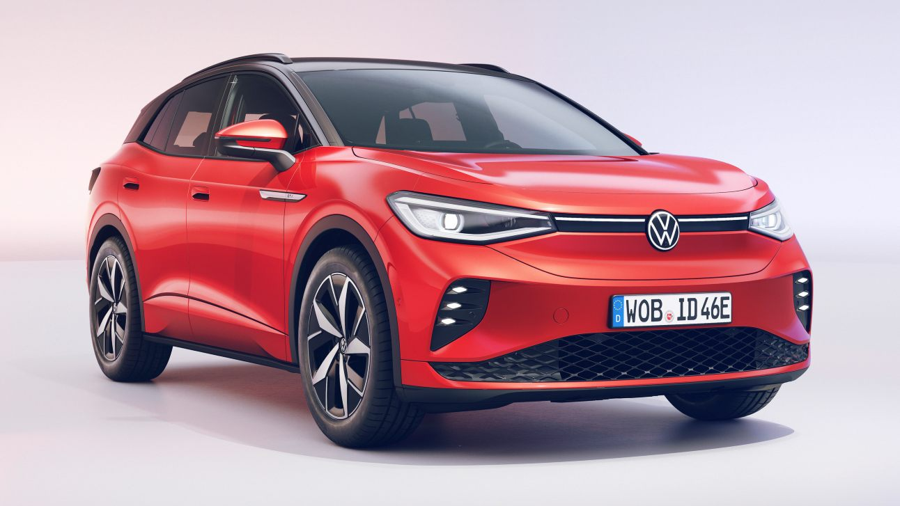 Volkswagen ID.4 GTX introduces twin-engine configuration, 299 hp and 480 km range - Technology News, Firstpost