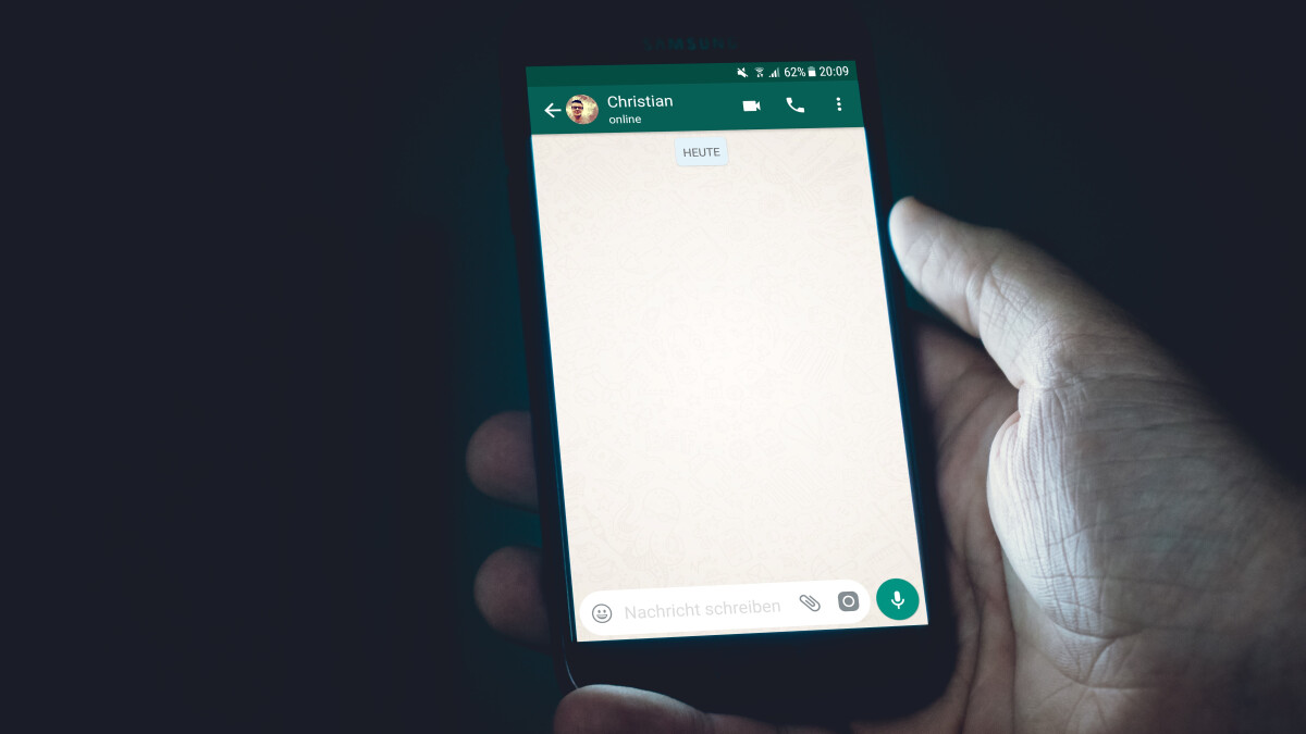 What'sApp makes it easy to find labels