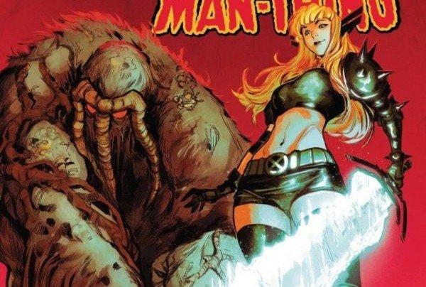 Cartoon Preview - X-Men: The Curse of Man # 1