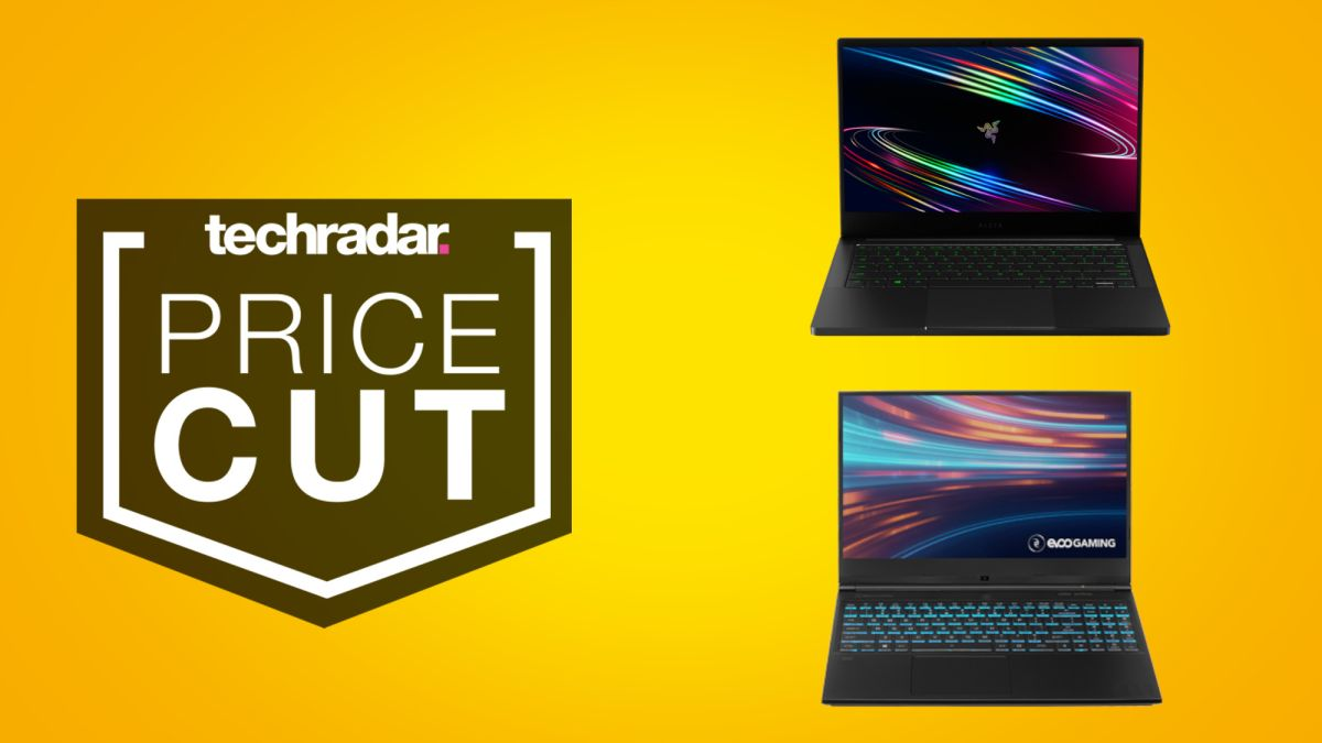 Gaming laptop deals offer cheap RTX cards and up to $ 500 on the Razer Blade 15