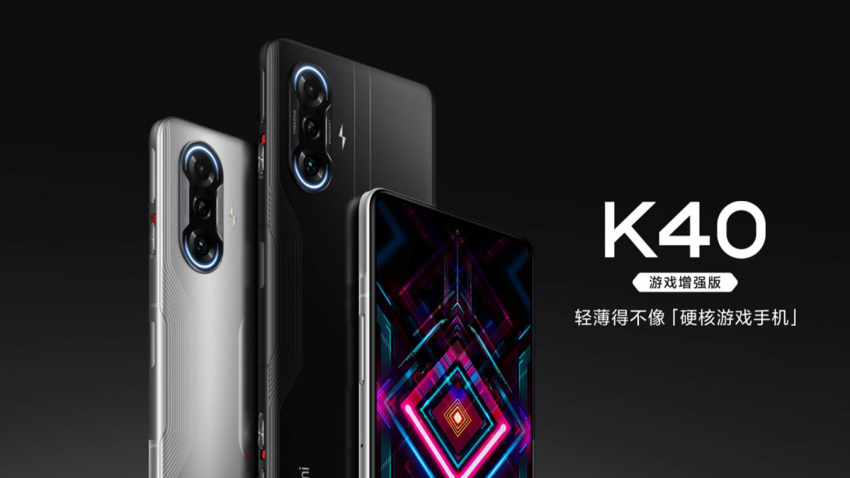The Redmi K40 Gaming smartphone is listed on the Google Play Console