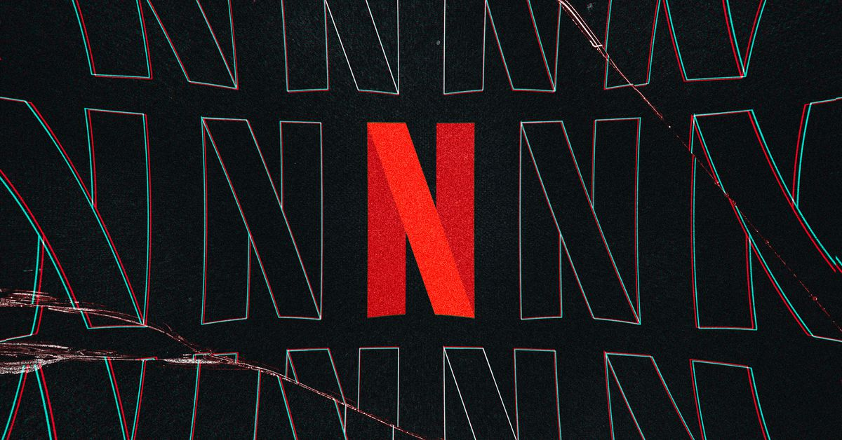 The Netflix game extension starts on mobile devices