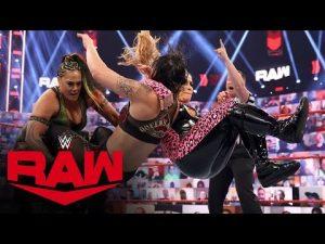 Natalya & amp;  Tamina vs. Nia Jax & amp;  Shayna Baszler - WWE Tags Team Championships: