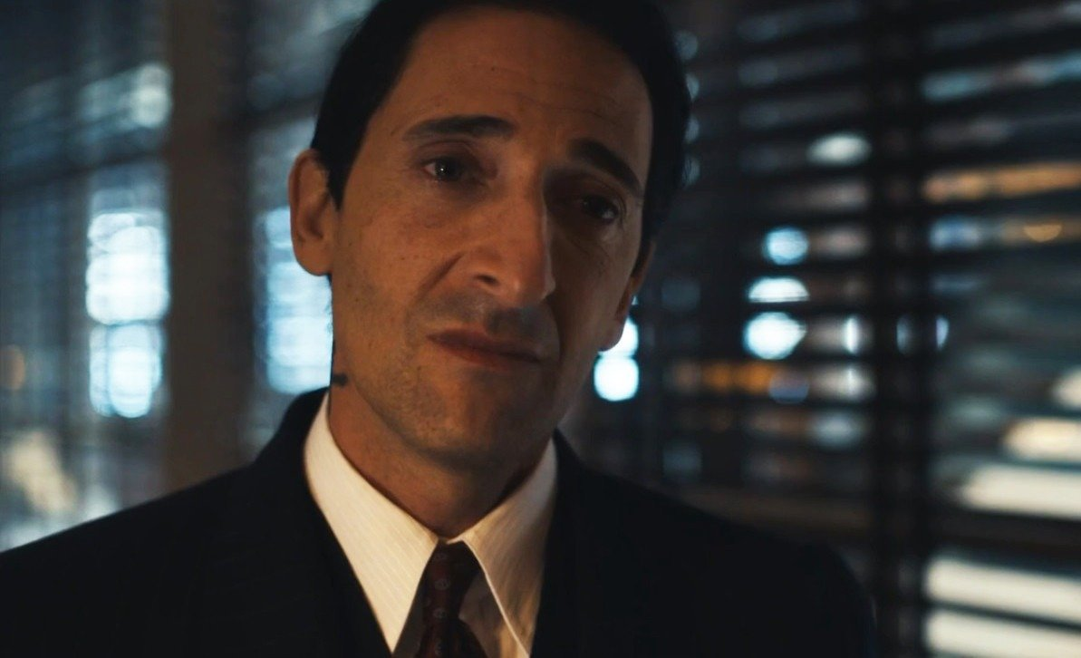 Adrien Brody joins the successor 3