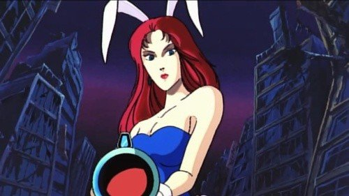 A forgotten 80's sci-fi anime that's entertaining!