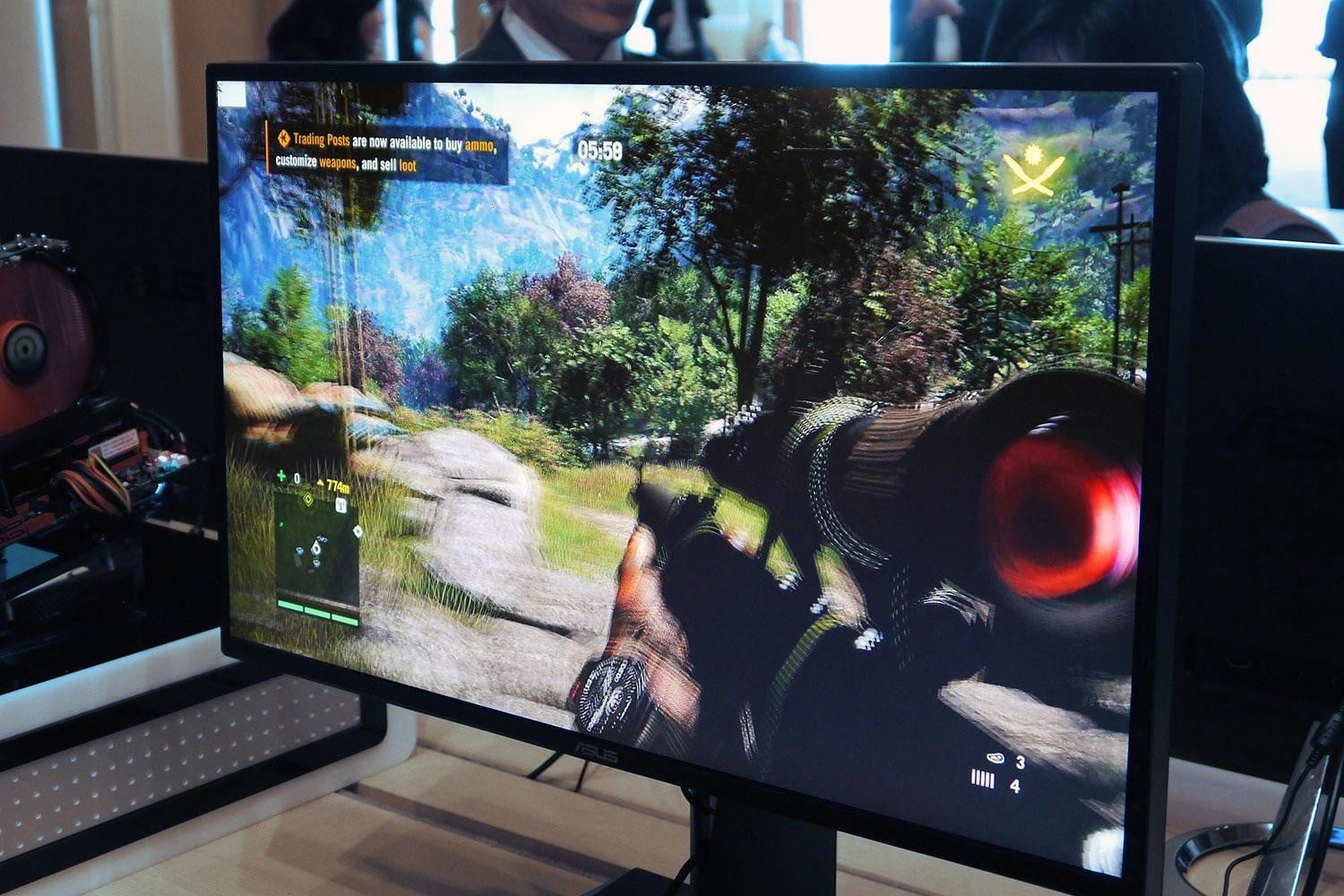 Need an updated game monitor?