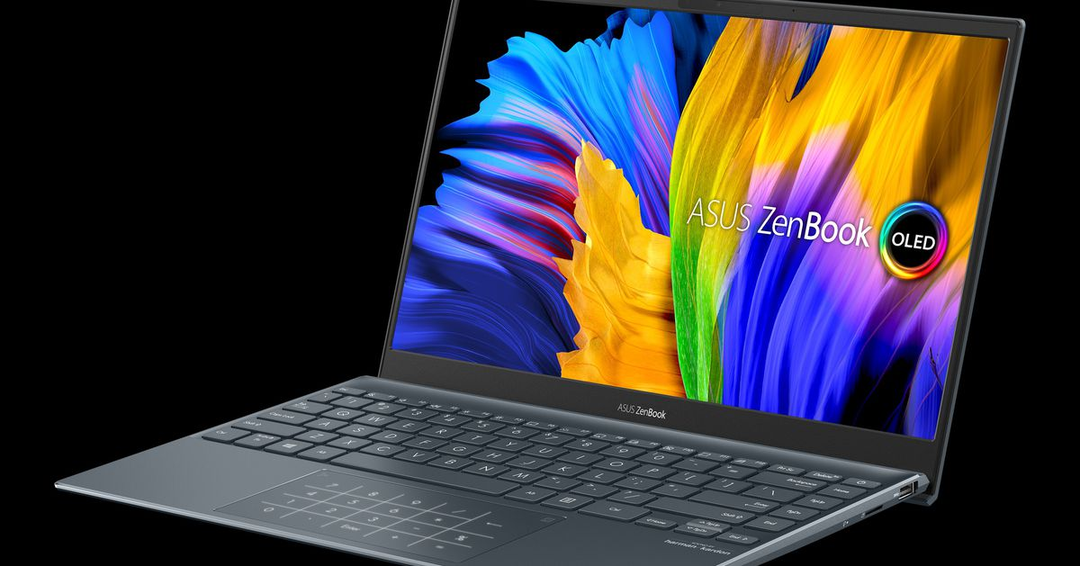 Asus 'new Zenbook 13 offers an OLED display for a previously unimaginable price of $ 800