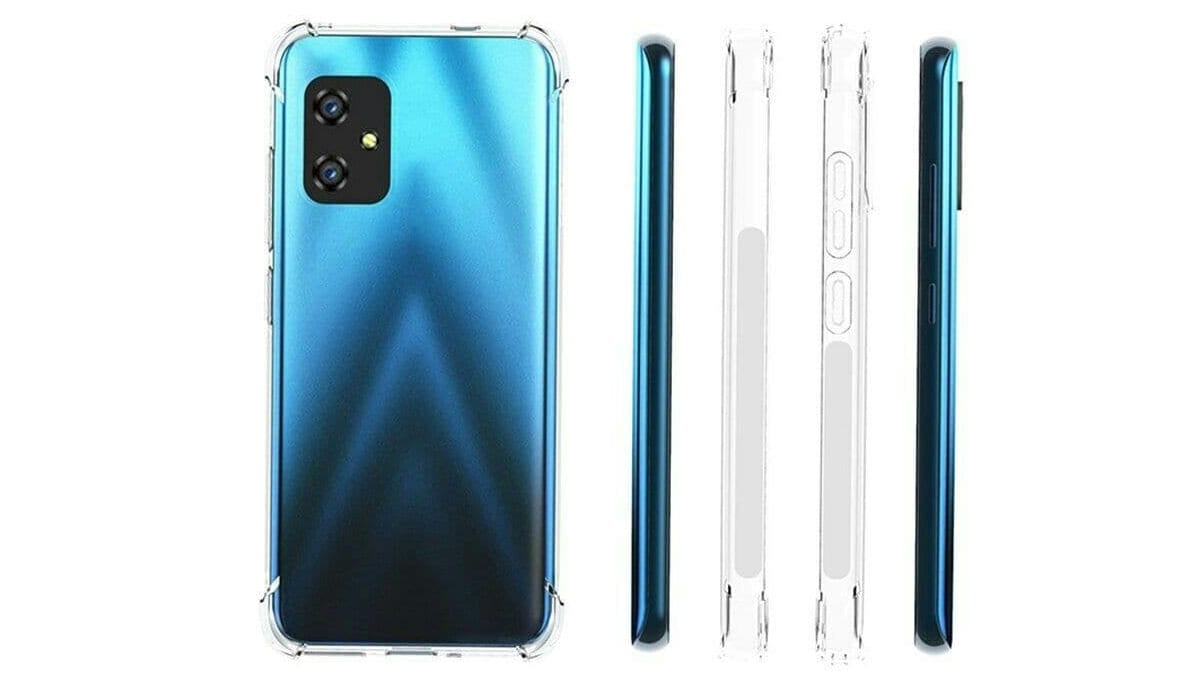 The Asus ZenFone 8 Mini Design tilts through the alleged casing, the May Sport Dual Rear Camera Setup