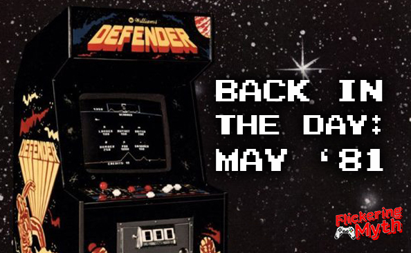 The video games we played in May 1981