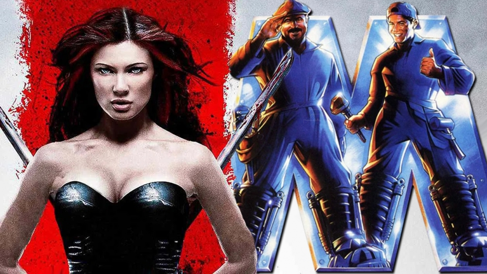 What is the worst video game movie?