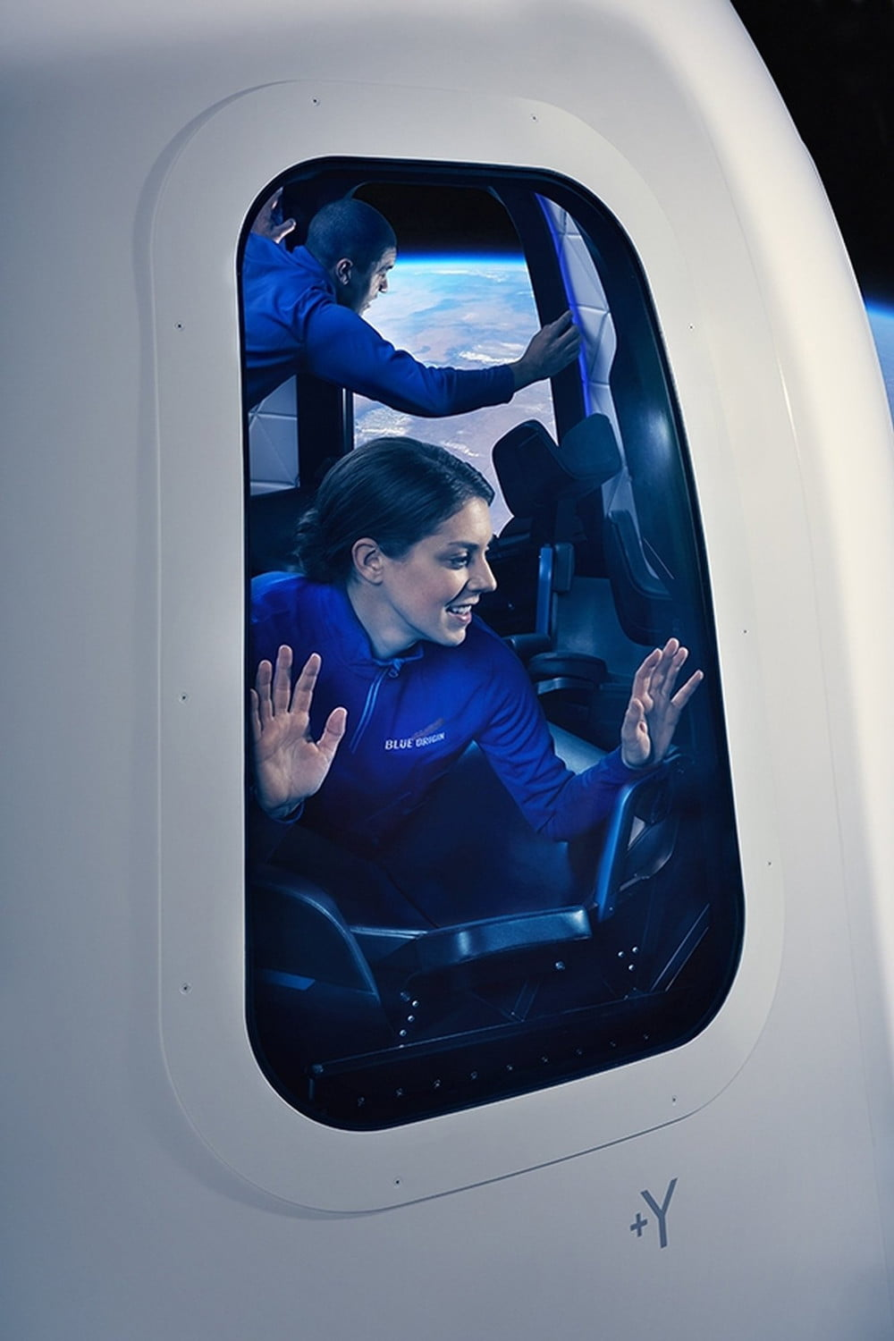 The Blue Origin reveals the highest bid to date for the first rocket voyage