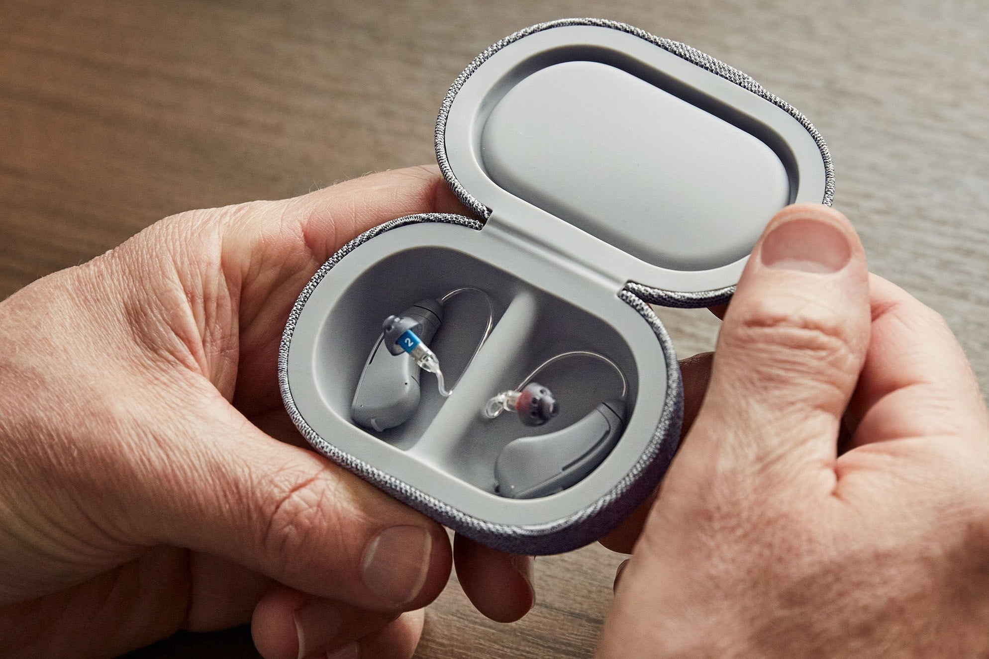 Bose hearing aids cost $ 850, don't require audiology