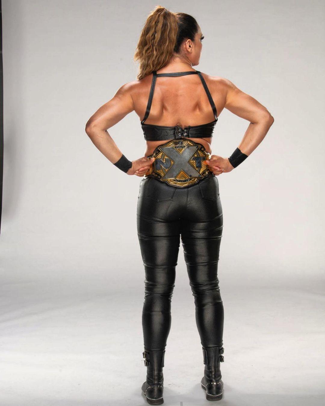 WWE Women 🌸, � Raquel Gonzalez �