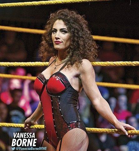 WWE Women Van, Vanessa Borne was released from NXT