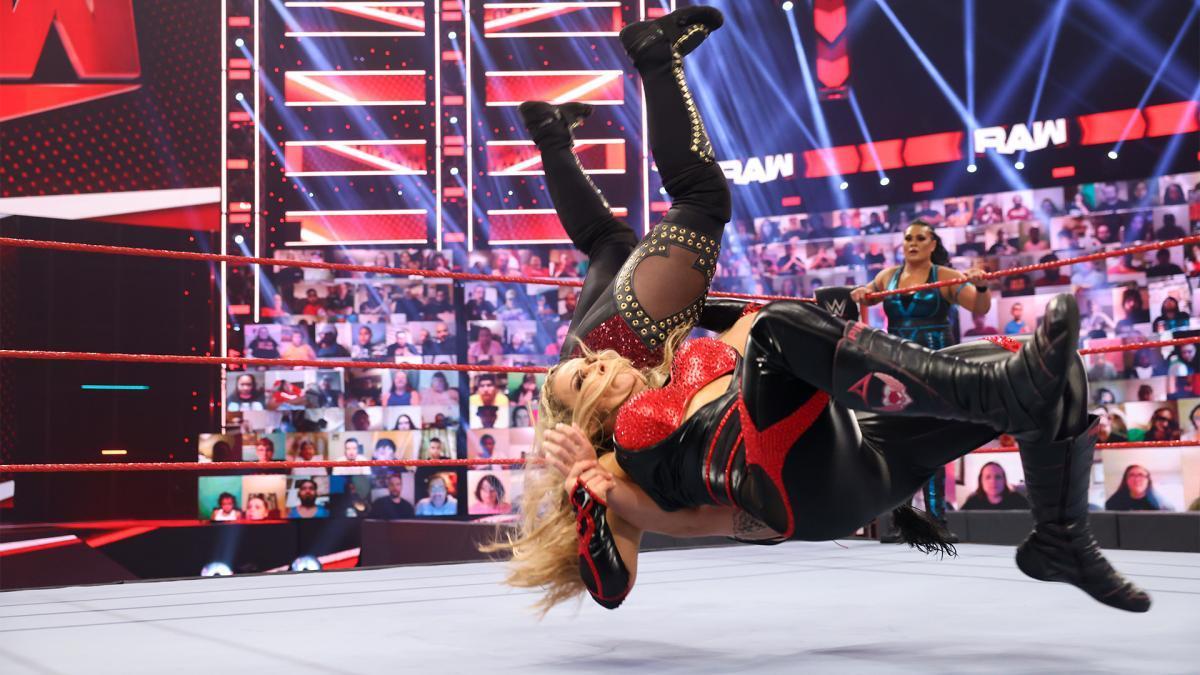 Natalya & Tamina vs. Shayna Baszler & Nia Jax - WWE ...