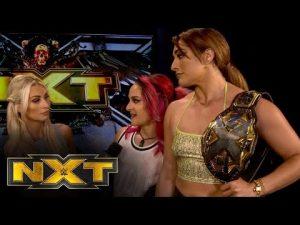Raquel Gonzalez and Dakota Kai are still reunitedWWE NXT: May 18, 2021