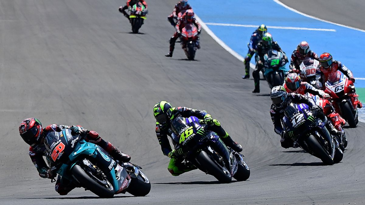 MotoGP Spain live stream 2021: how to watch the Spanish Grand Prix online from anywhere