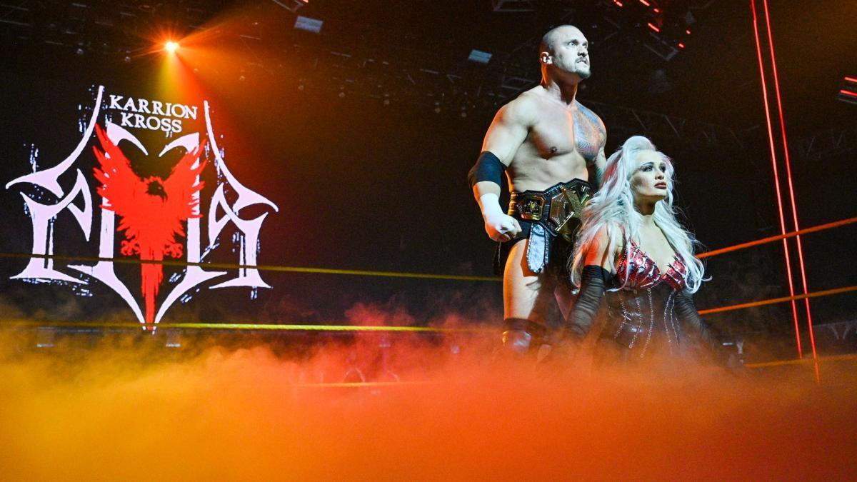 WWE Women, Scarlett and Karrion Kross: NXT 5/11/21