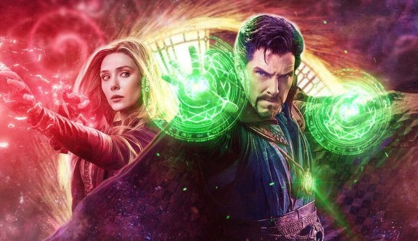 Dr. Strange was written about Marvel's WandaVision, confirms Kevin Feige