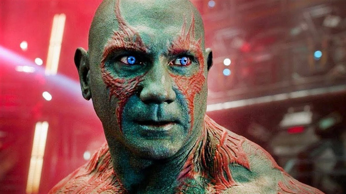 Dave Bautista thinks Guardians of the Galaxy Vol. 3 is his last outing as Drax