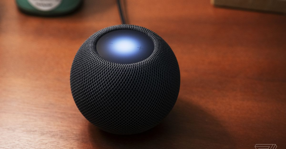 Nor can the Apple HomePod and HomePod Mini play lossless Apple Music
