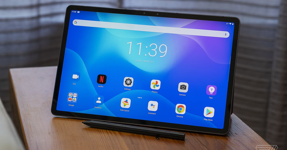 Lenovo Tab P11 Pro Review: OLED Screen Film Machine