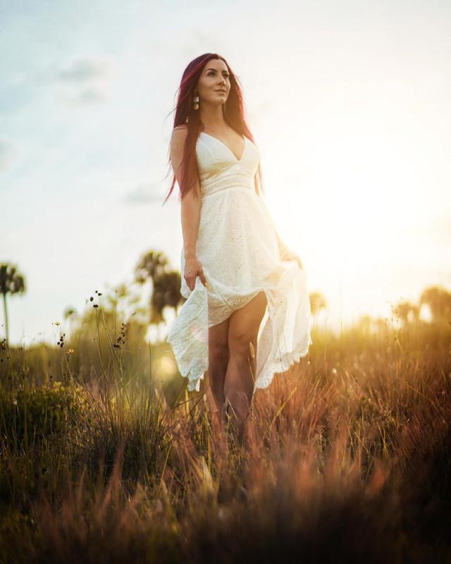 WWE Women 🌸, Santana Garrett 💋