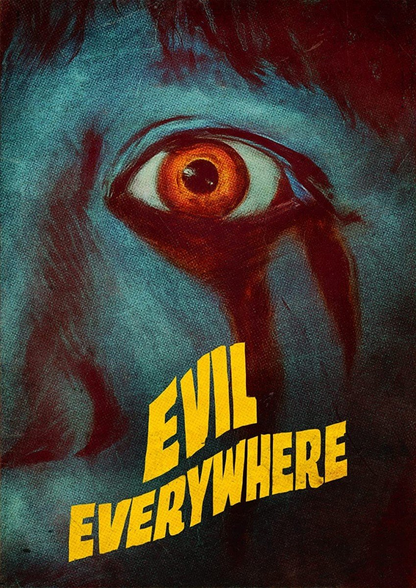 The 80s series of horror comedy Evil Everywhere gets a trailer, a poster and pictures