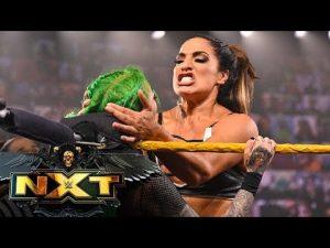 Raquel Gonzalez & amp;  Dakota Kai vs. Ember Moon & amp;  Shotzi BlackheartWWE NXT: May 25, 2021