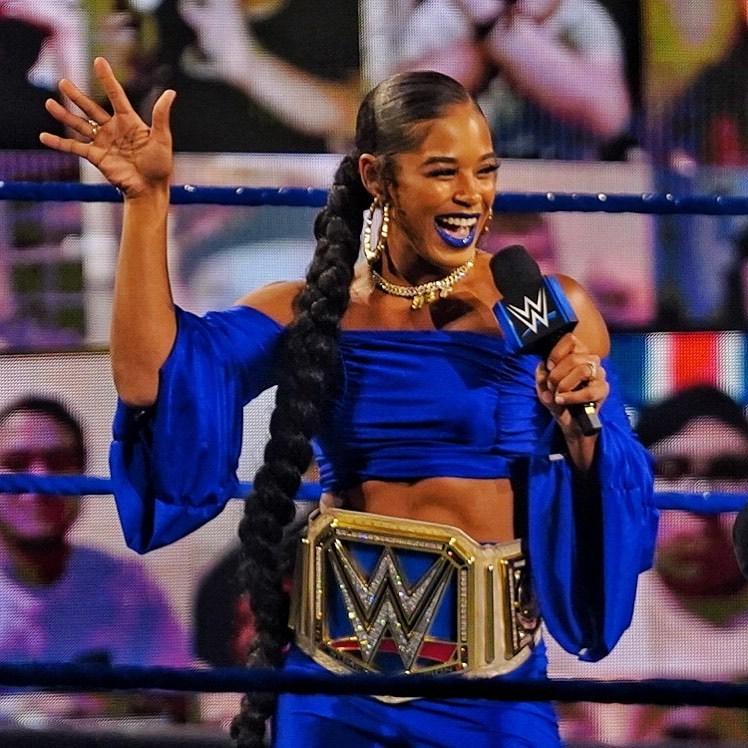 WWE Women 🌸, � Bianca Belair �