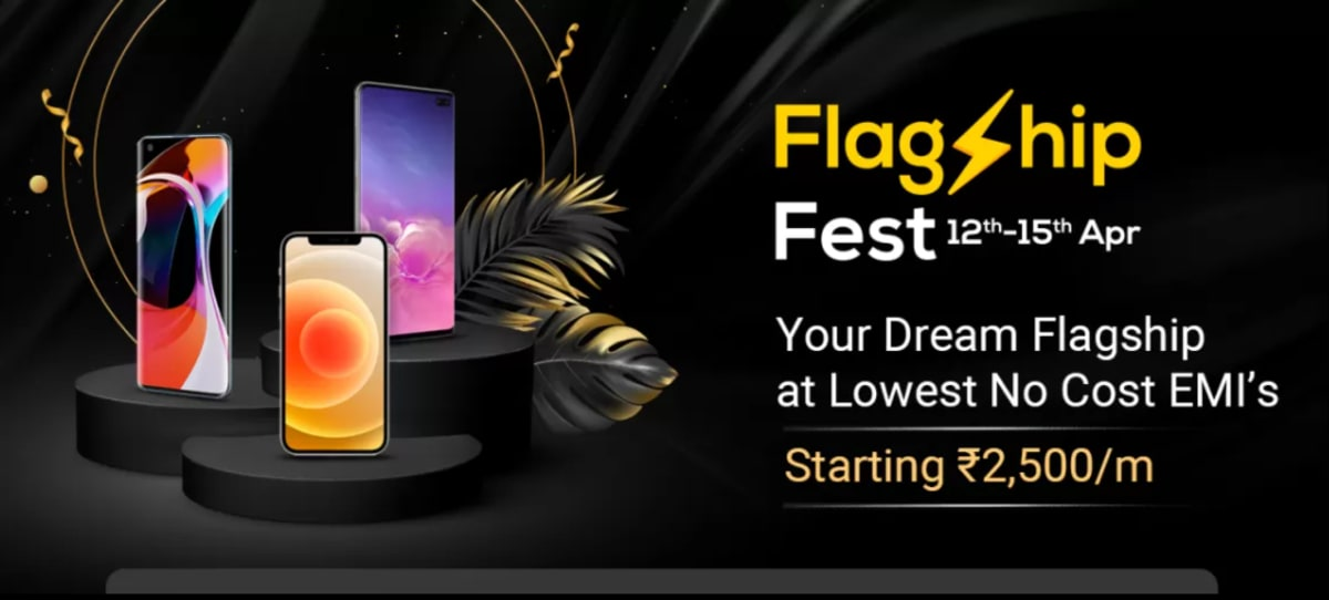 Flipkart's flagship discount starts on: iPhone 12, LG Wing, Xiaomi Mi 10T and others Get offers and discounts