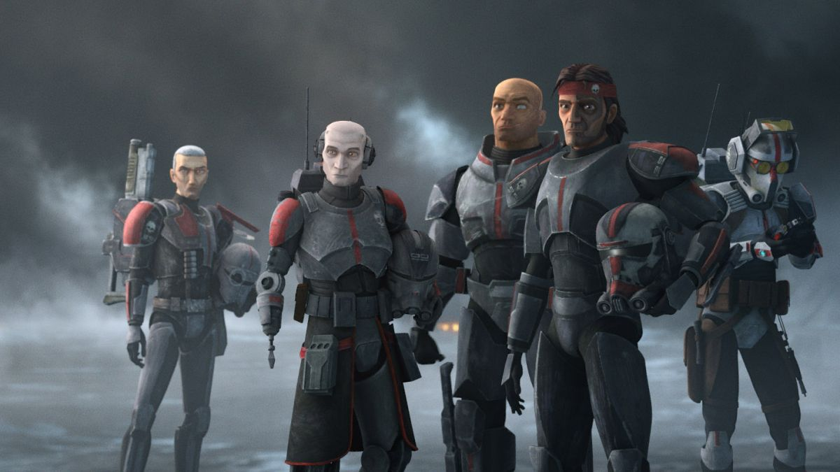Star Wars: A bad lot is worth watching, even if you didn't see the Clone Wars