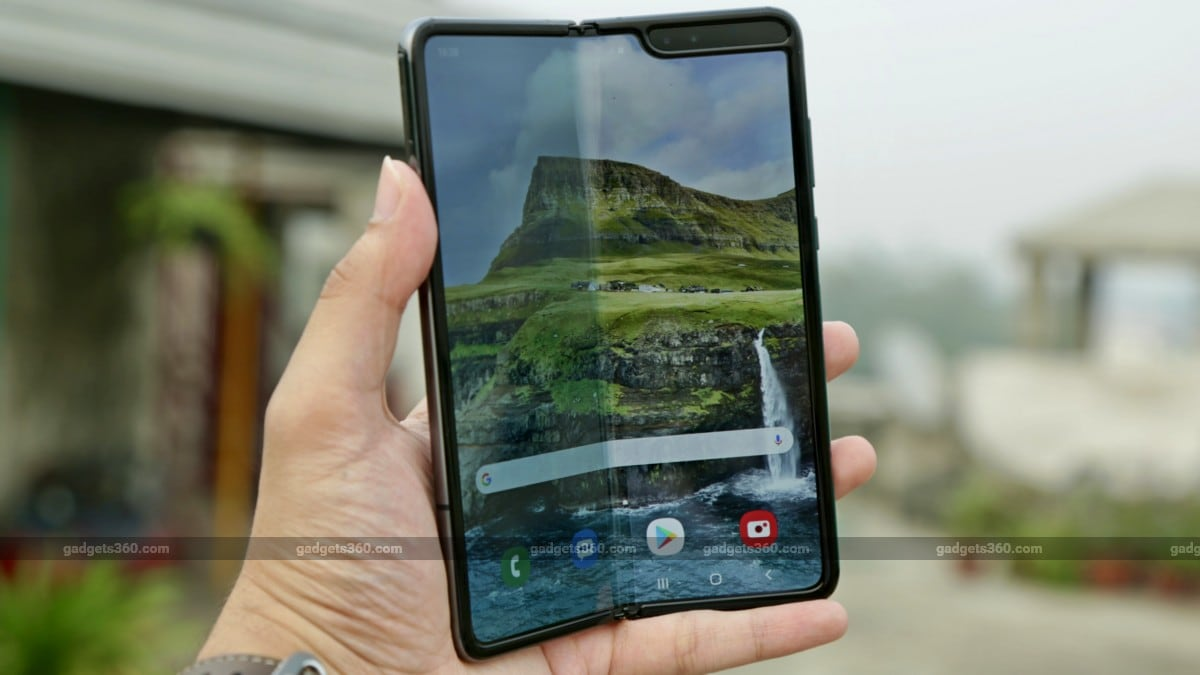 Samsung Galaxy Fold Update Brings Camera Improvements, Latest Android Security Patch: Report