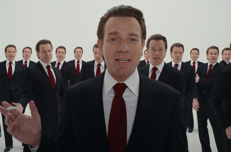 Netflix presents the first trailer in the lead role of Ewan McGregor to Halston