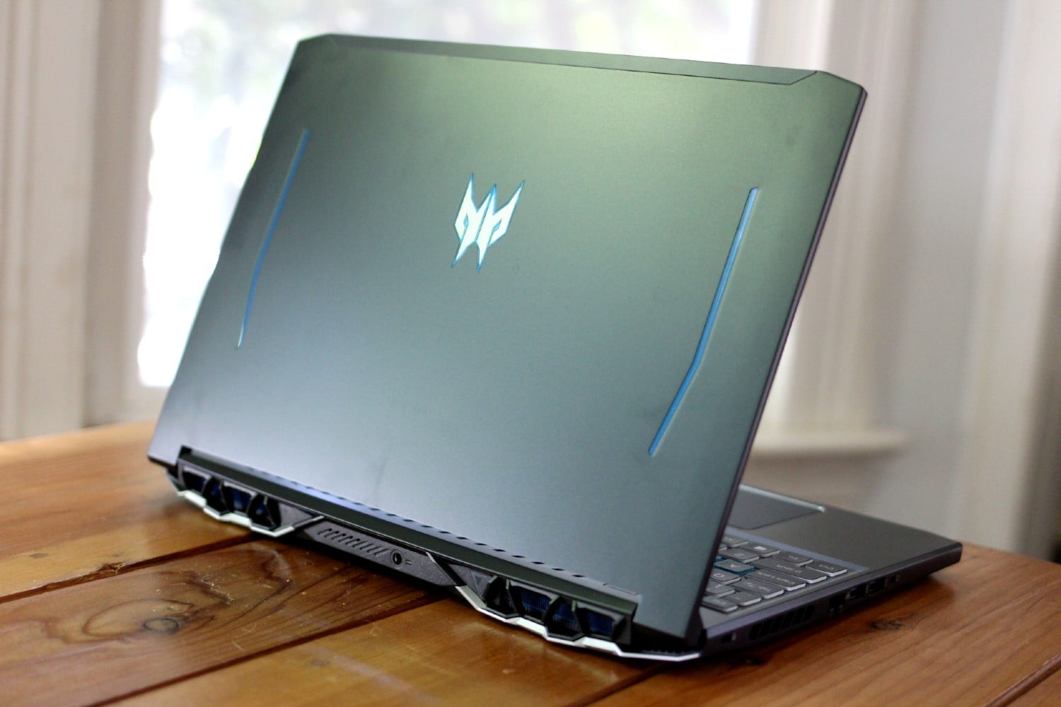 Acer's Predator gaming laptops are upgraded with the RTX 3050 graphics card